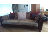 Dfs Perez 4 seater sofa, excellent condition from a smoke free home. Cushions recently dry cleaned.