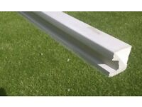 Reinforced Intermediate Concrete Posts 8FT £8 --7FT £7--6FT £6-- Each Corners And Ends available