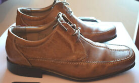 Taylor & Wright Brown Leather Shoes Size 42/8