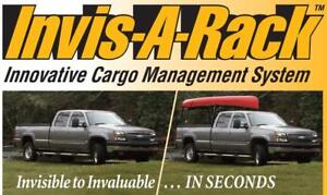 Brand New, Original Invis-A-Rack! As seen on Shark Tank! From Invisible to Practical. Free Shipping!