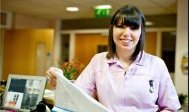 Get into Hospital Services in partnership with the NHS in Worcester