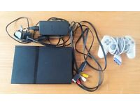PlayStation 2 + 1 controller + 2 microphones + eye toy