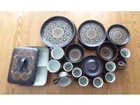 Denby Arabesque Pottery
