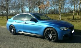 "BMW 2015 65 - 335D M-SPORT - LOW MILEAGE - 20"" ALLOYS - FULL MSPORT PACKAGE -"