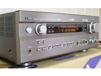 Yamaha AV Reciever.. for sale, been in storage, Hooked it up, still in perfect working order..