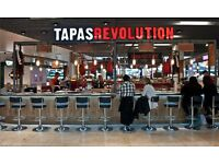 Waiter required for Spanish Tapas Restaurant in Bluewater