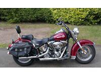 Harley Davidson FLSTCI HERITAGE SOFTAIL 04 Reg (2004)