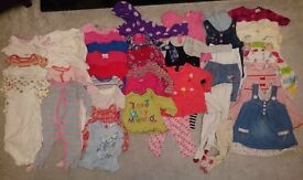 Girl's Clothes Bundle - 9-12 months ***OVER 40 ITEMS!!!***