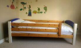 child's single bed frame