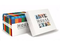 House M.D. Blu Ray Box Set - Complete Seasons 1 through 8