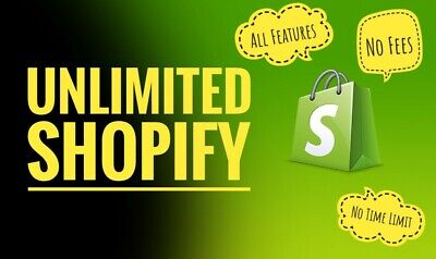 Unlimited Shopify Trial No Time Limit All Features No Fees Pdf Guide