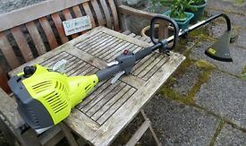 RYOBI GRASS TRIMMER RLT26 CDS Nearly New.