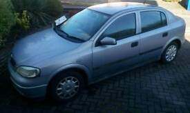 Vauxhall Astra 1.4 Silver 2003