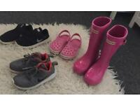 Girls boys shoes