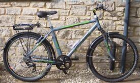 Raleigh Velo XC Hybrid Bike