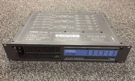 Cloud Electronics CX-A6 Amplifier, 6x 120W MINT!
