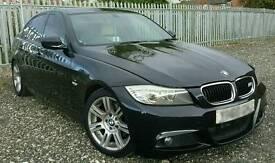 (60) 2010 BMW 3 Series 320d M Sport LCI Auto 4dr