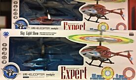 I/R Helicopter Aero modelling expert