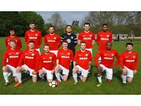 NEW TO LONDON? PLAYERS WANTED FOR FOOTBALL TEAM. FIND A SOCCER TEAM IN LONDON. PLAY IN LONDON cv45