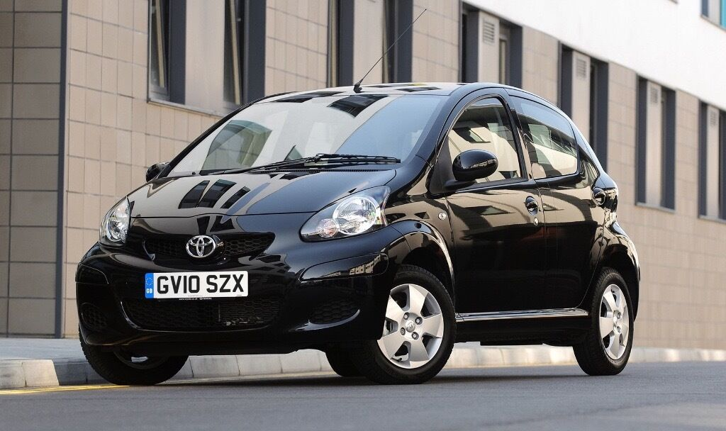 Toyota Aygo Fire Black 2013 In Tottenham London Gumtree