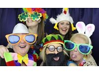 ***Walk In Photo Booth Hire from just £255 Unlimited instant Prints ***