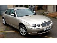 Immaculate Rover 75