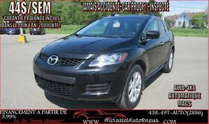 2008 Mazda CX-7 *1 AN GARANTIE*AWD-4X4 JAMAIS ACCIDENTÉ+INSPECT