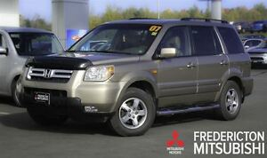 2007 Honda Pilot EX-L! REDUCED! 7 SEATER! NAV! LEATHER!