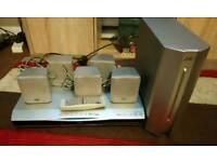 JVC surround sound system