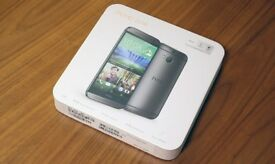 UNLOCKED HTC ONE M8 16GB GREY IN VERY GOOD CONDITION