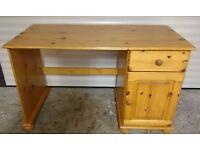 Pine Desk / Pine Dressing Table