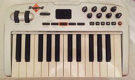 M-Audio Oxygen 8 Midi Keyboard
