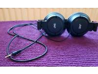 JVC HAS180AE│Powerful Bass│Foldable Headphones 2nd hand no box