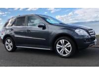 2010 Mercedes-Benz M Class 3.0 ML350 CDI BlueEFFICIENCY Sport 5dr (10 - 12)