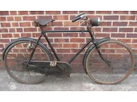 WANTED....Old bike for restoration project....WANTED.....CASH Paid......