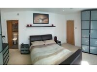 Double Room With En-Suite Shower Room In Luxury Apartment