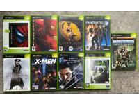 Xbox superheroes games. Original xbox