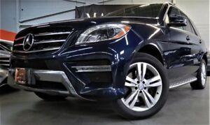 2015 Mercedes-Benz M-Class ML350 BlueTEC 4MATIC PANORAMIC ROOF