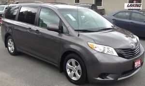 2014 Toyota Sienna 7 Passenger Remote Start Clean Car Proof One