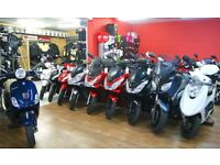 Honda SH Mode 125 (16 REG), Immaculate condition with low mileage!