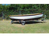 15ft Fishing Boat.