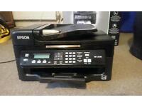 Epson WF-2539 wireless printer