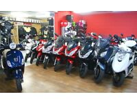Yamaha Delight 115cc (65 REG), Excellent condition with only 2051 miles! One iwner from new.