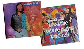 James Last LP's Boxed,Doubles and Singles