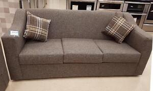 Canadian Made Fabric Sofa/LoveSeat/ Chair on Sale- (AD 150)
