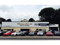 Full Time Valeter Required For Local Dealership