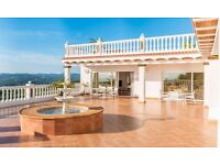 5 Star Luxury Ibiza Villa with Ocean Views for up to 32 guests