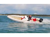 Patriot 28 8.5m Fast RIB with 250hp Mercury OptiMax For Sale
