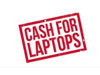 We sell and buy laptops