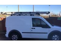 Ford connect rhino alloy full length roof rack & pipe tube rhino stunning transit